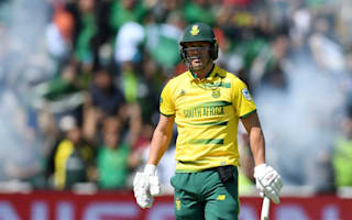 Under-fire De Villiers: I don't need to prove anyone wrong