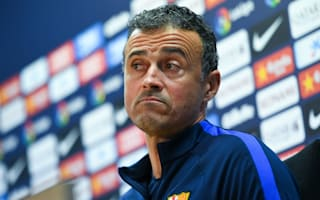 Luis Enrique: I don't give a damn about beating Gladbach