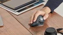 No, no estás en 2007: Logitech lanza un ratón con trackball