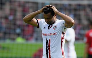 Ingolstadt relegated from Bundesliga after last-gasp Lassoga goal