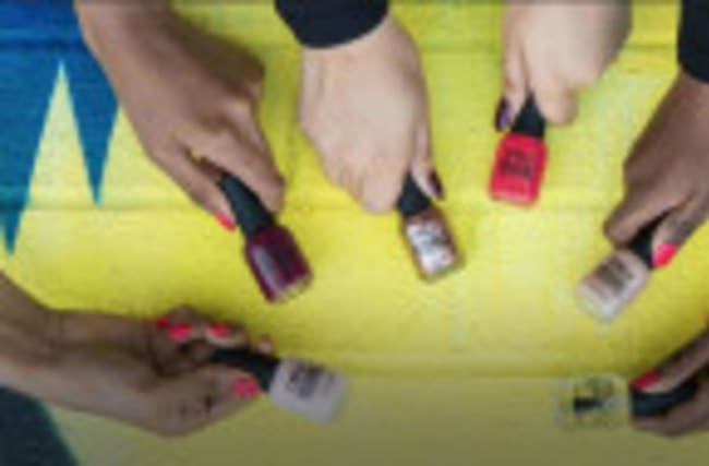 Halal-friendly nail polish line