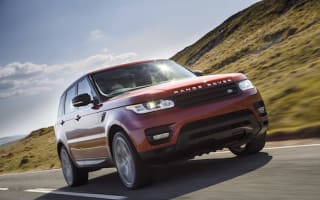 First drive: New Range Rover Sport