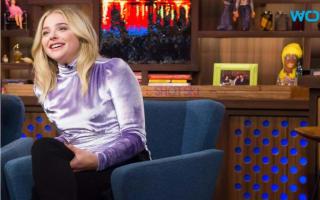 Chloe Grace Moretz thanks Beckhams for making 'pretty son' Brooklyn