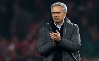 United suffered until the last second - Mourinho