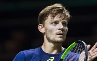 Goffin gains revenge on Dimitrov to book Rotterdam semi