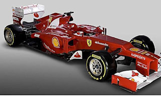 New Ferrari, Force India have 'ugly' noses