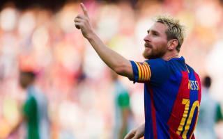 He's back! Messi to make Barcelona comeback against Deportivo