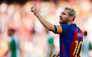 He's back! Messi to make Barcelona comeback against Deportivo