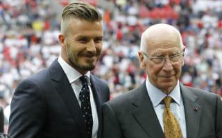Beckham: I'm named after Charlton