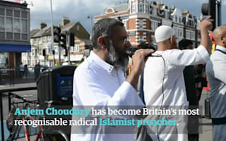 Radical preacher Anjem Choudary faces jail over pro-Islamic State messages