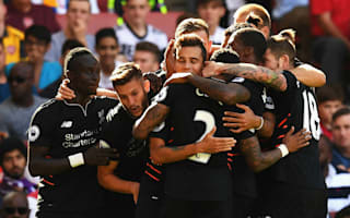 Arsenal 3 Liverpool 4: Klopp's men stave off fightback in opening-weekend classic