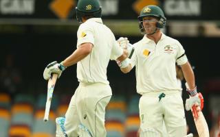 Opening partnership saved Burns - Smith