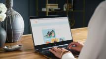 HP agranda el Spectre x360 con una pantalla 4K de 15,6 pulgadas