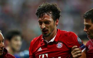 Bayern calm Hummels injury fears