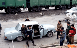 Video answers the question 'How many Russians can you fit in a car?'