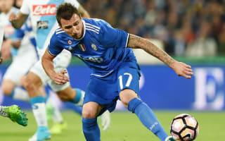 Mandzukic out of Napoli-Juventus Coppa Italia clash