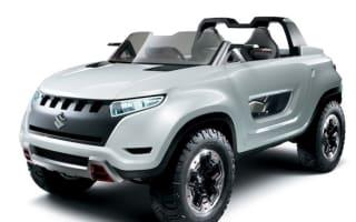Suzuki reveals a trio of concept cars