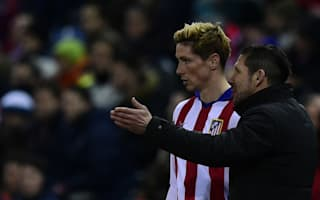 Simeone praises Torres' strong influence at Atletico