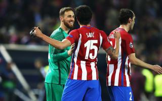 Oblak proud as Atletico reach fourth Champions League quarter-final in a row