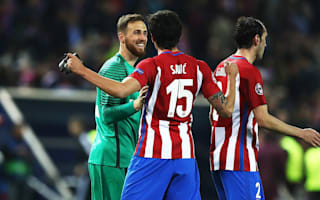 Oblak proud as Atletico reach fourth Champions League quarter-final in a row