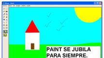 Paint desaparecerá para siempre con la próxima actualización de Windows 10