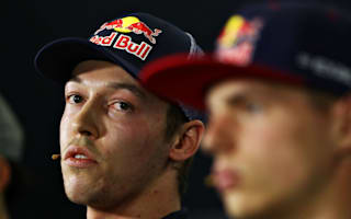 Kvyat given 'no real explanation' for Red Bull drop