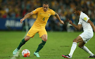 Risdon replaces Wright for Socceroos