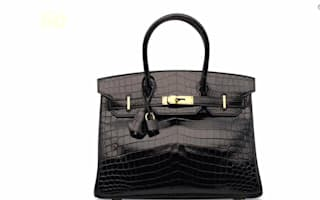 Handbag sells for nearly £295,000 at auction