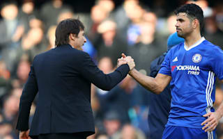 Conte confident of Costa stay amid lures of CSL
