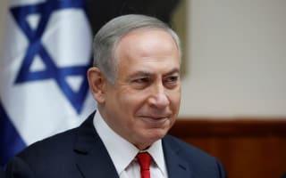 Benjamin Netanyahu to urge Theresa May to form 'common front' against Iran