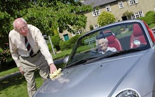 Over-50s to make up 40 percent of drivers by 2035