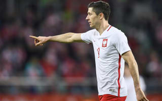 Lewandowski headlines expected Poland squad