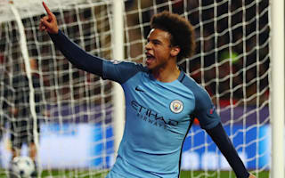 Sane: Guardiola told me to play like Messi and Neymar