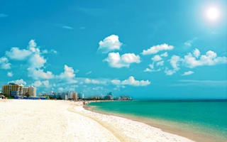 Win! A pair of flights to Miami
