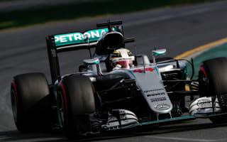 Hamilton out for Bahrain three-peat