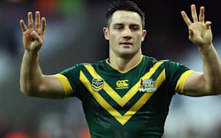 Cronk wins 2016 Golden Boot