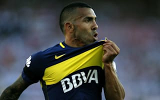 Tevez scores twice to settle Superclasico