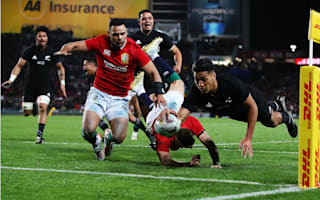 New Zealand 30 Lions 15: Wasted chances costly as All Blacks take opener