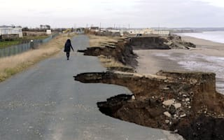 200 UK homes to vanish in coastal erosion