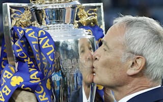 Legrottaglie heaps praise on 'legendary' Ranieri