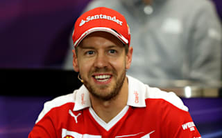 Vettel focused on Mercedes, not Red Bull