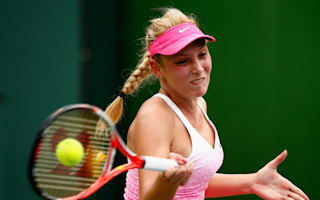 Vekic ousts Riske in Taiwan