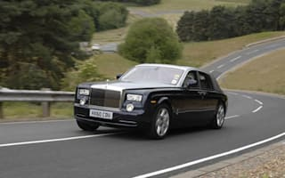 First drive: Rolls Royce Phantom
