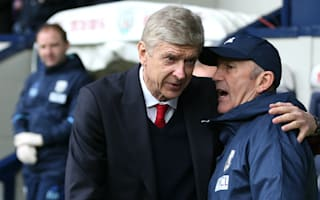 Wenger told me he is staying at Arsenal, reveals Pulis