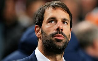 Van Nistelrooy leaves Netherlands set-up for PSV role