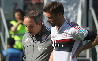 Alonso wants to end career at Bayern Munich