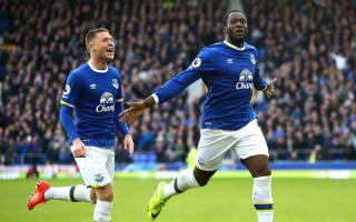 Everton 6 Bournemouth 3: Four-goal Lukaku sees off visitors in nine-goal thriller