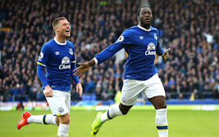Everton 6 Bournemouth 3: Four-goal Lukaku sees off visitors in nine-goal thriller