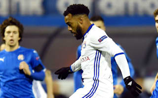 Dinamo Zagreb 0 Lyon 1: Lacazette winner gives French side glimmer of hope