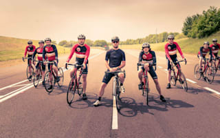 On your Marks: Cavendish trains amateurs who all share his name